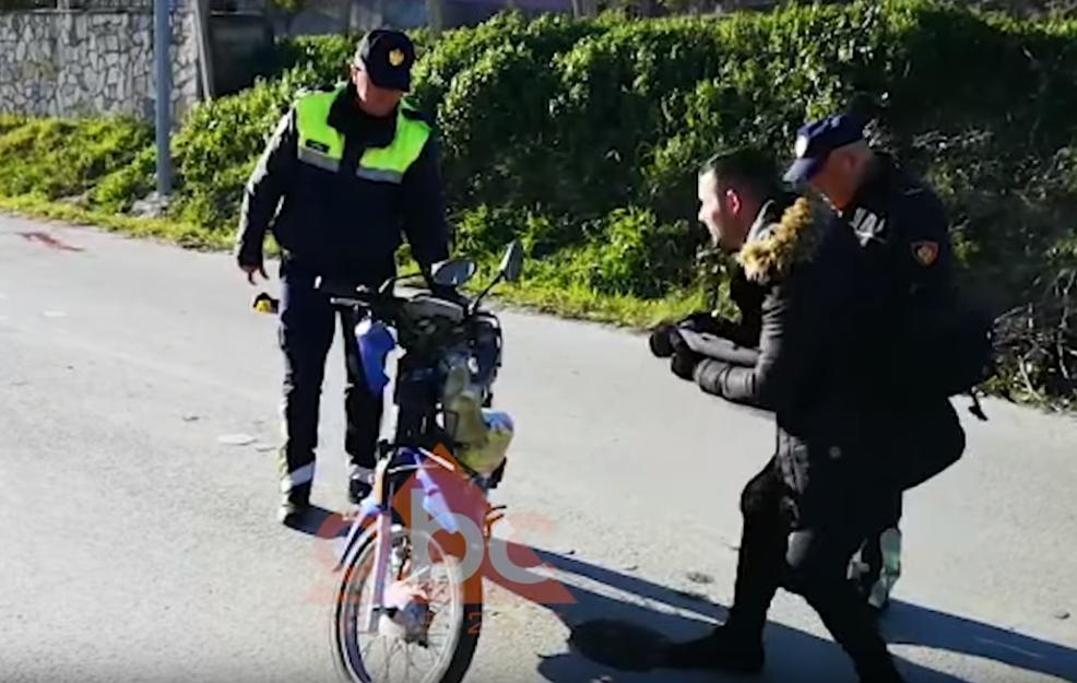 VIDEO/ Përgjaken rrugët, një i vdekur dhe tre të plagosur në Lushnje e Vlorë