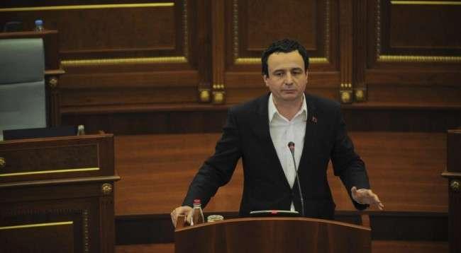 Kurti: Do të padisim Serbinë për genocid