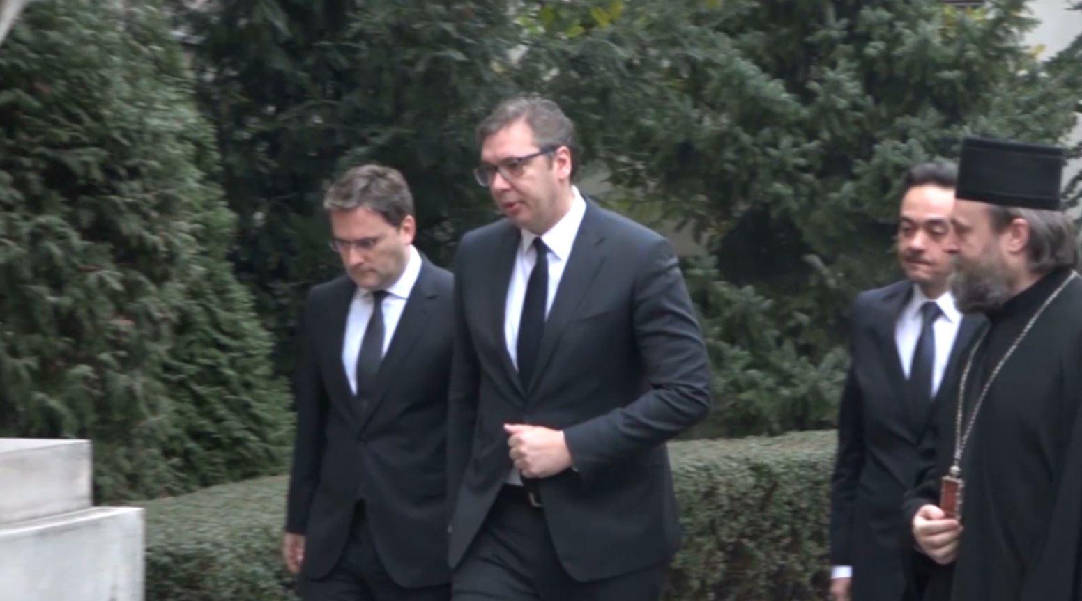 Vuçiç anulon vizitën zyrtare të planifikuar në 6 janar, shkak përplasjet diplomatike