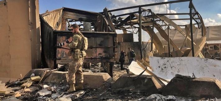 11 ushtarë amerikanë të plagosur në sulmin me raketa ndaj bazës 'Al-Asad' në Irak