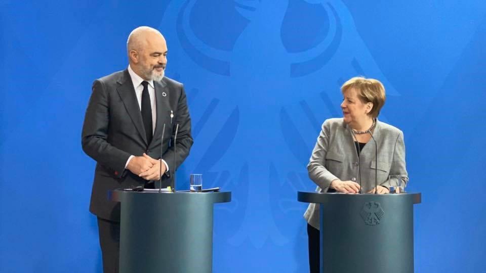 Rama-Merkelit: Mirënjohës për takimin, fatura nga tërmeti e papërballueshme për Shqipërinë