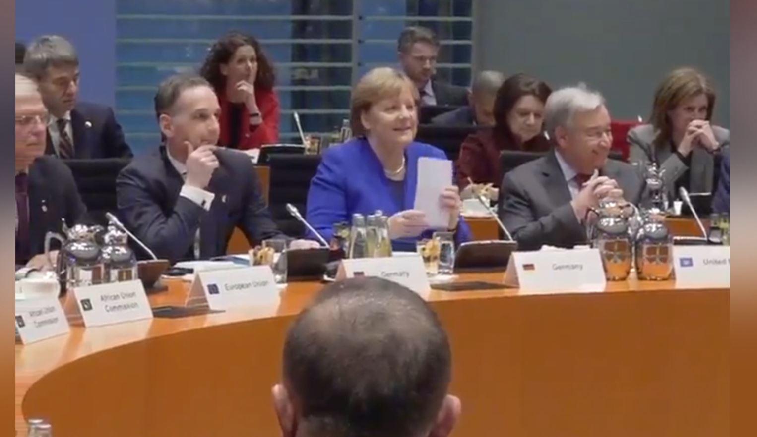 Konferenca për Libinë në Berlin: Marrëveshje unanime për zgjidhje politike, monitorim armëpushimit