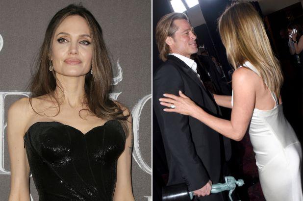 Brad dhe Jennifer bënë namin me fotot e fundit, reagon Angelina Jolie