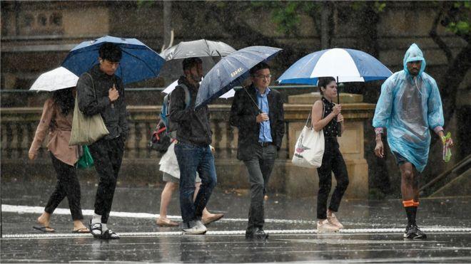 Pas zjarreve, Australia rrezikohet nga përmbytjet