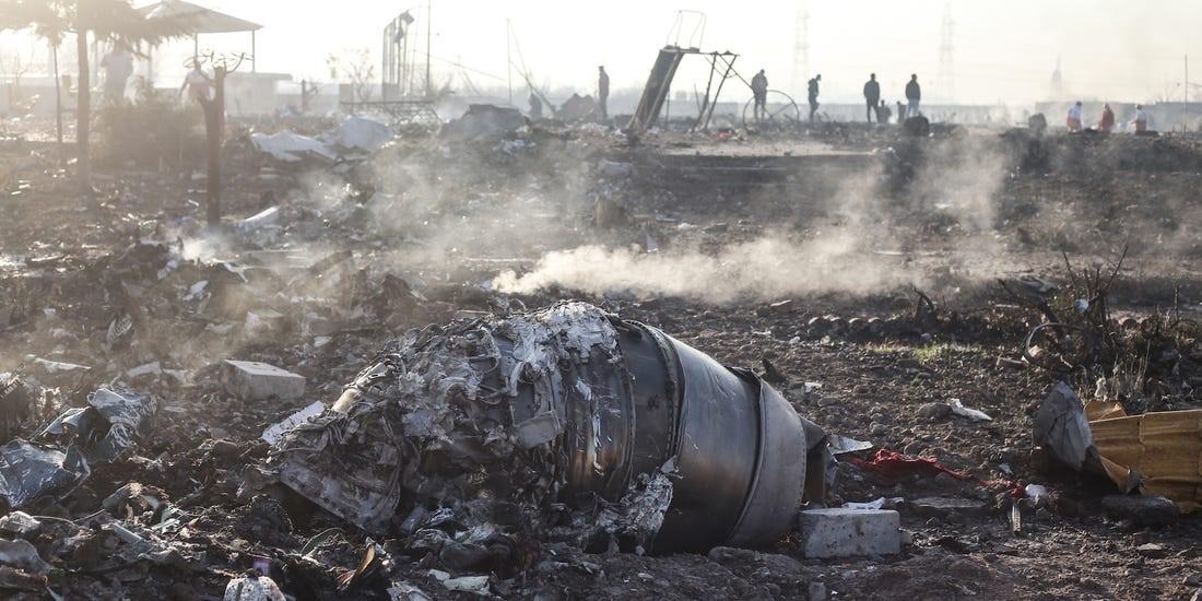 VIDEO / Dalin pamjet kur qëllohet me raketë avioni ukrainas nga Irani