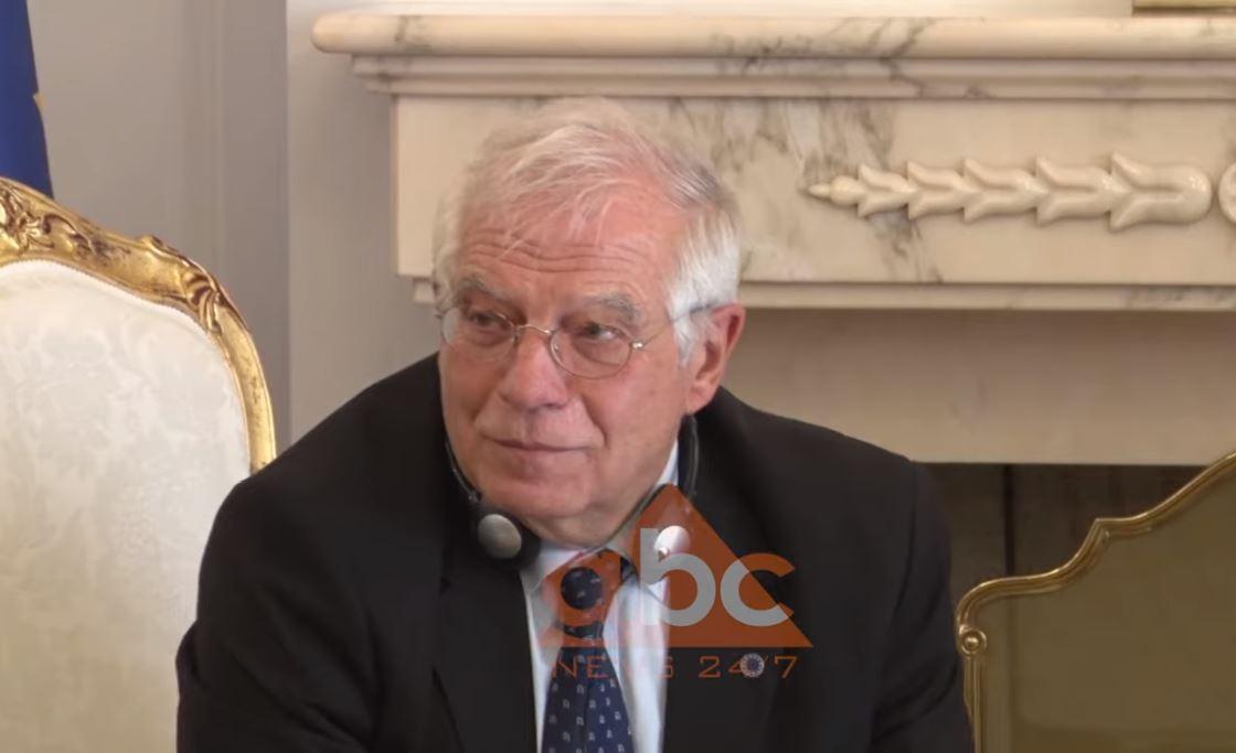 Borrell në Prishtinë: S'ka datë për heqjen e vizave, nuk jam në garë për  dialogun