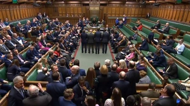 Më në fund parlamenti britanik voton pro BREXIT në 31 janar, fitore për Boris Johnson