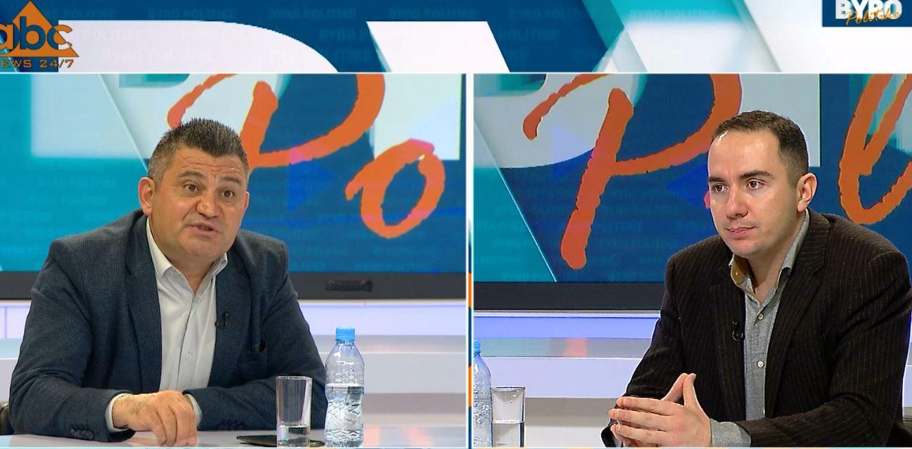 """Debat në """"Byro Politike"""", Kikia-Salianjit: Partitë i kanë përdorur njerëzit e botës së krimit si shtylla kurrizore"""
