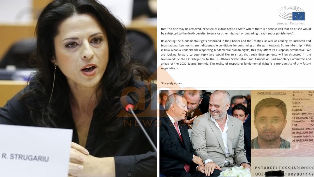 Eurodeputetja, letër Metës dhe Ramës: Shkelja e ligjit me dëbimin e Harun Çelik rrezikon integrimin e Shqipërisë