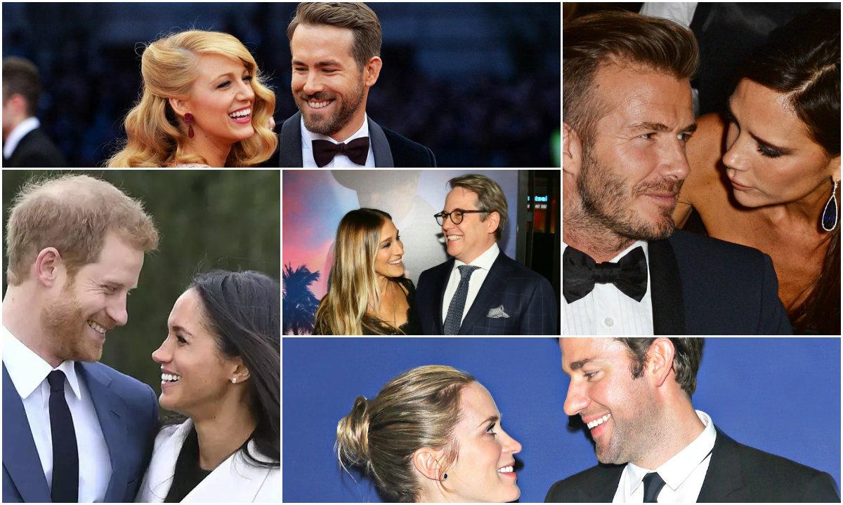 Pesë çiftet e famshme që vërtetojnë se marrëdhëniet në distanca të gjata mund të funksionojnë