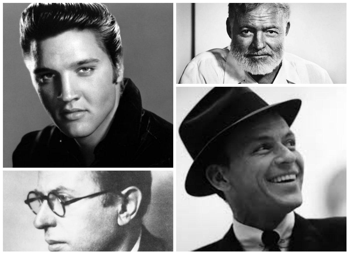 Momentet e fundit të jetës, mësoni  fjalët që thanë 11 personazhe të famshëm