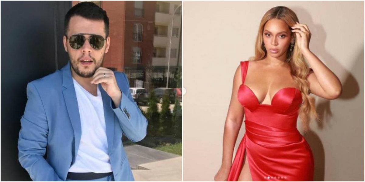 Pre-Grammy Gala: Beyoncé zgjedh sërish një stilist shqiptar