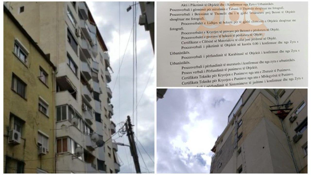 Dokument/ Leja abuzive e pallatit në Kashar: Asnjë dokument për zbatimin e projektit