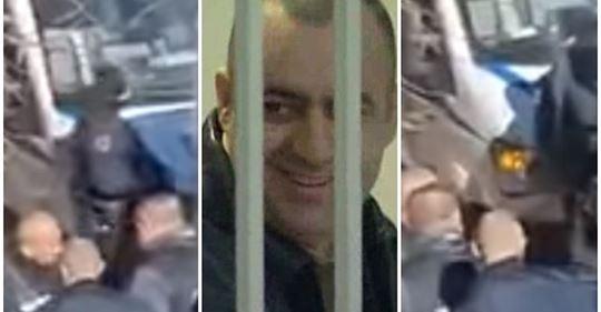 """Blindohet """"Blloku"""", Dritan Dajti del nga qelia për të shkuar tek dentisti"""