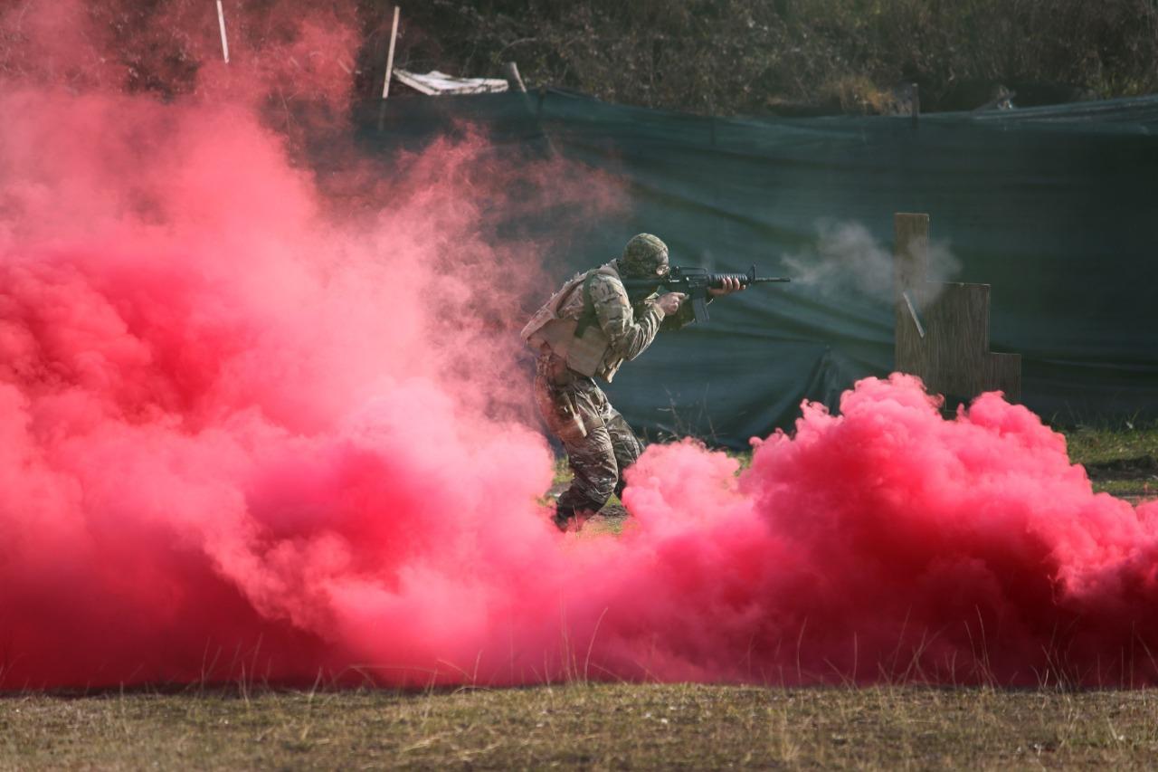 Përfundojnë kurset Speciale dhe Komando, Xhaçka: Të  angazhuar për një ushtri profesioniste