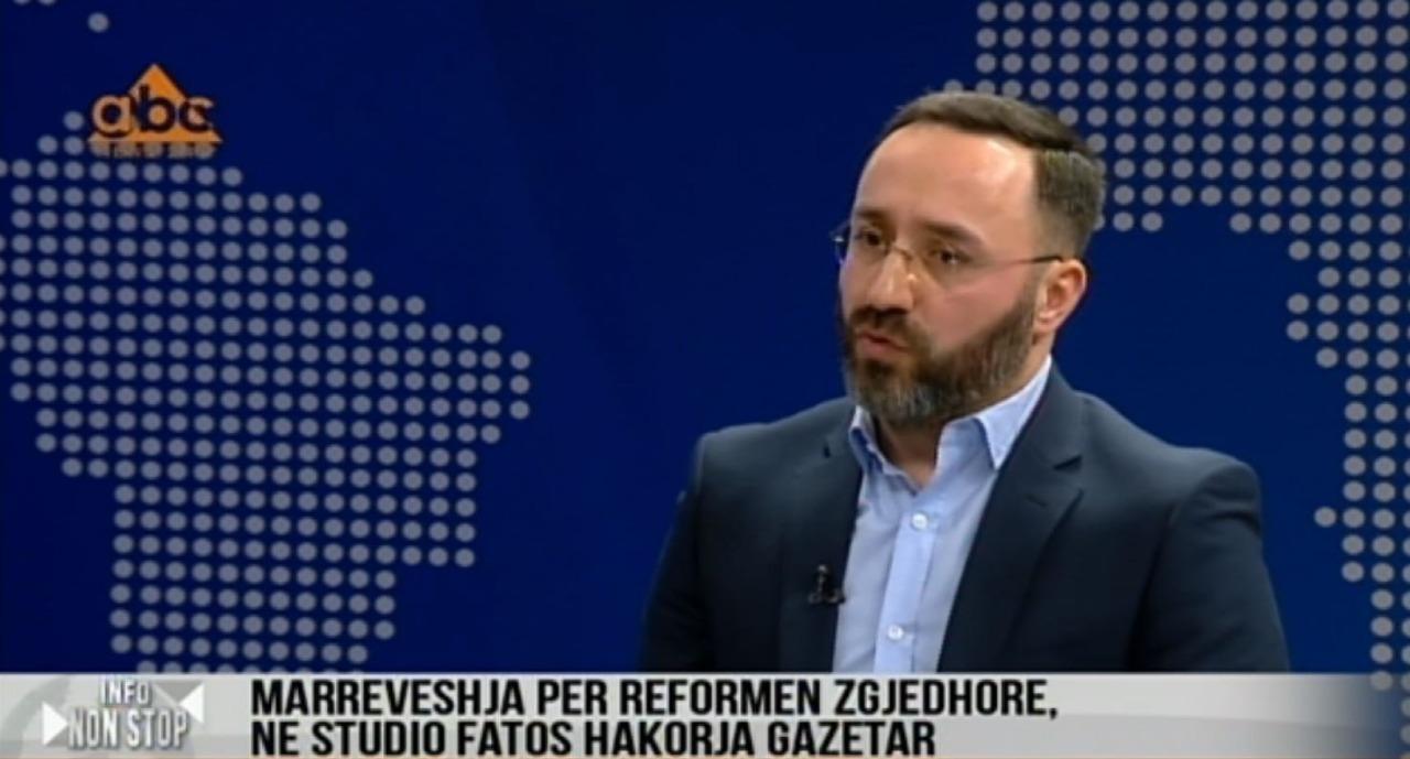 Hakorja:Tryeza e reformës zgjedhore mund të zgjidhë krizën politike