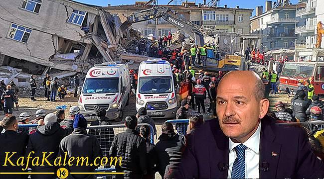 """""""Presim një tërmet me magnitudë 7.5 në Stamboll"""": Ministri turk bën paralajmërimin e fortë"""