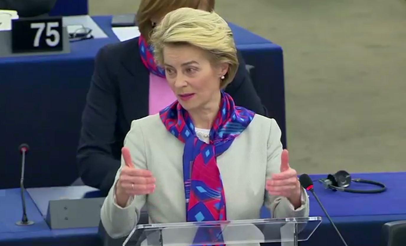PE diskuton për hapjen e negociatave, Von der Leyen: Vendim pozitiv para samitit të Zagrebit