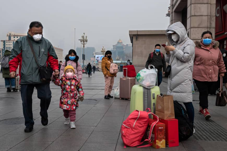 A jemi të rrezikuar nga koronavirusi? 4 studentë nga vatra e epidemisë drejt Shqipërisë