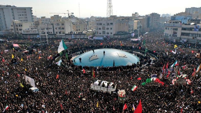Incident në funeralin e gjeneralit iranian, raportohen 30 viktima