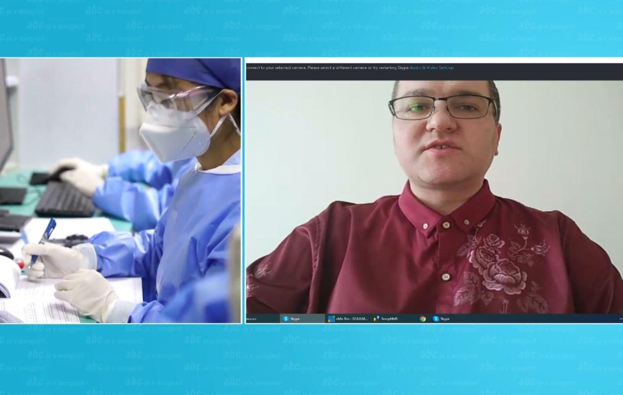 Gazetari shqiptar flet nga Kina për koronavirusin: Njerëzit janë shumë të frikësuar