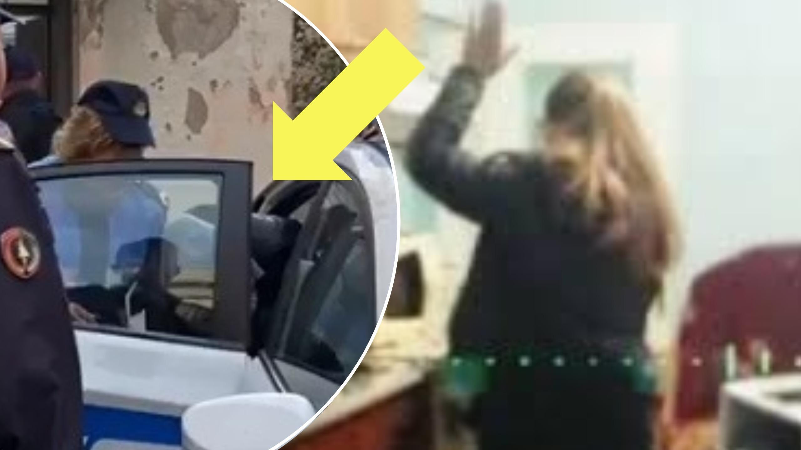 """VIDEO/ """"Do të vras moj ..do të q.r.."""", gjykata jep vendimin për nënën katile"""