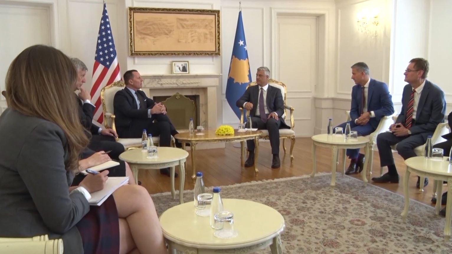 """Marrëveshja për fluturimet direkte Prishtinë-Beograd heq taksën """"Haradinaj"""""""