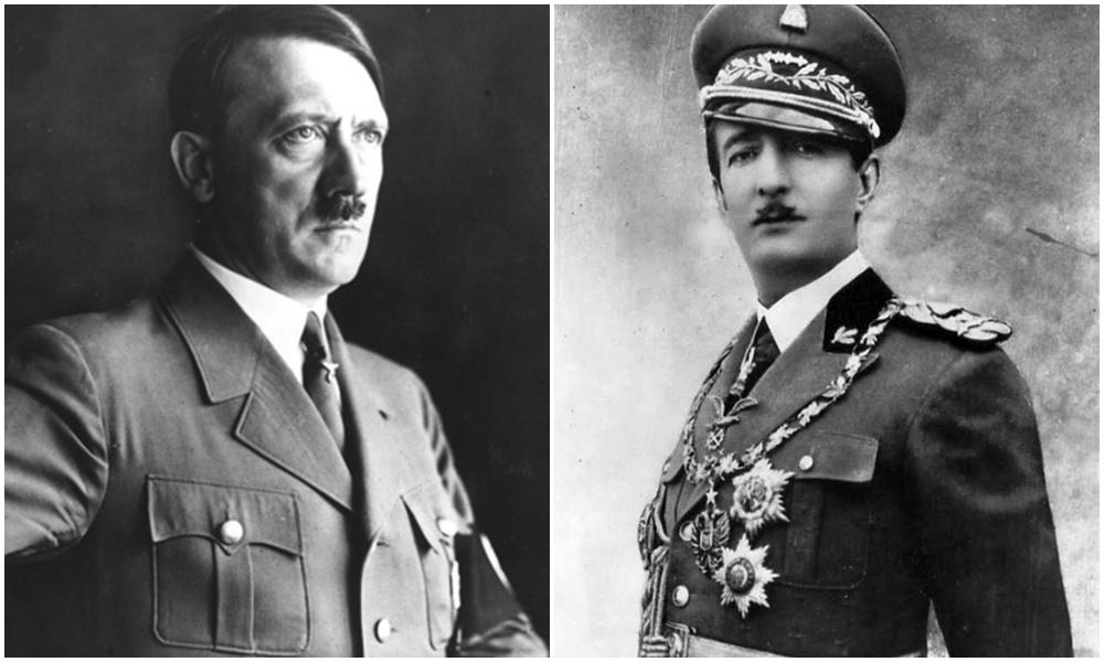 FOTO / Zbulohet letra e Adolf Hitlerit për Mbretin Zog