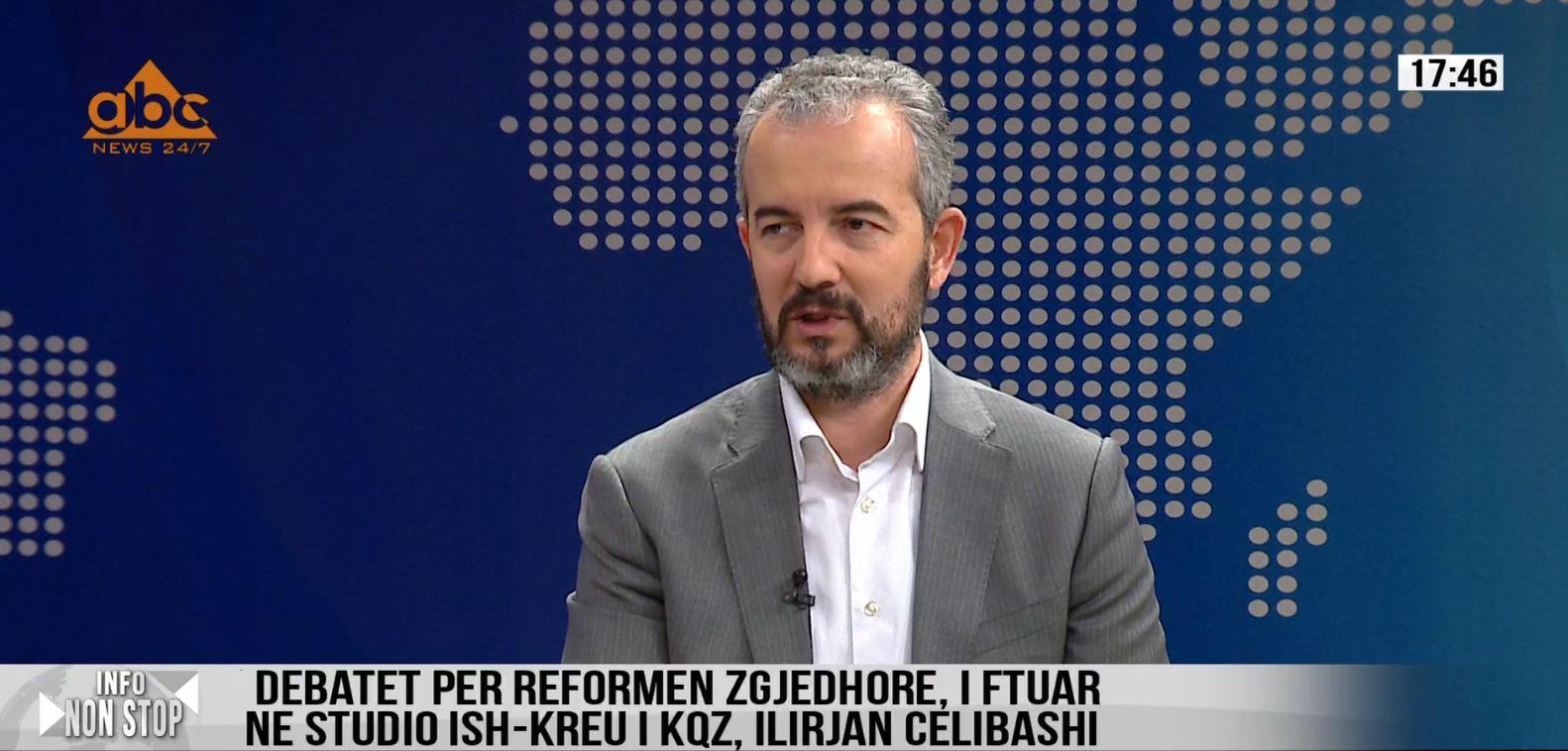 Cili sistem zgjedhor i përshtatet më mirë kushteve shqiptare, përgjigjet ish-kreu i KQZ Ilirjan Celibashi