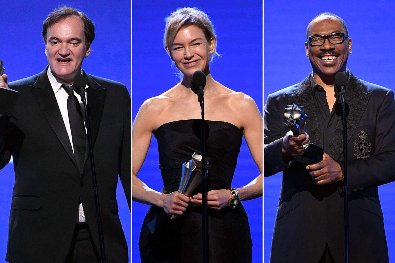 Fituesit e Critics' Choice Awards
