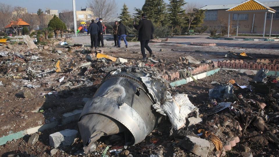 """""""Irani rrëzoi me raketa avionin ukrainas, 176 të vdekur"""""""