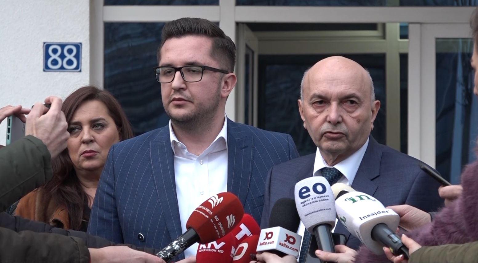Vetëvendosja paralajmëron zgjedhje të reja, LDK: Të lëshojmë rrugë