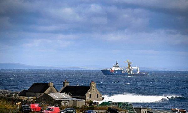Ishulli i largët britanik feston dy javë më vonë se gjithë bota