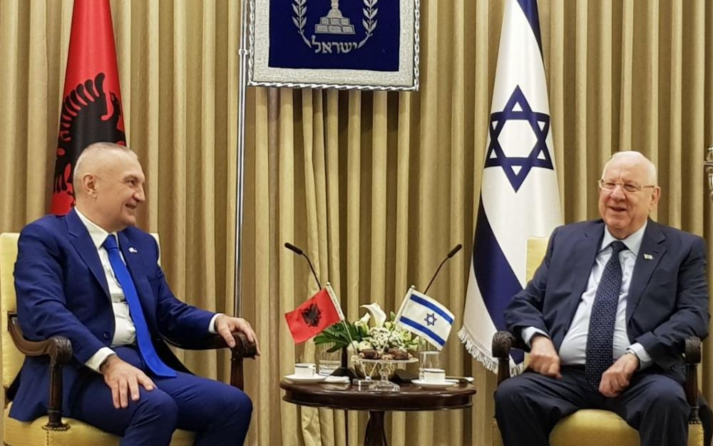 Meta in a meeting with  President of Israel: We should protect our values from the threats of terrorism