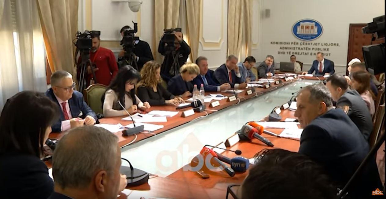 Komisioni i ligjeve miraton amnistinë, 161 të dënuar do të lënë qelitë