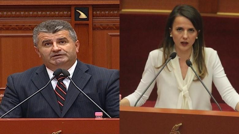 Korab Lita akuza Rudina Hajdarit: Është bërë pjesë e një pakti politik , është kompromentuar