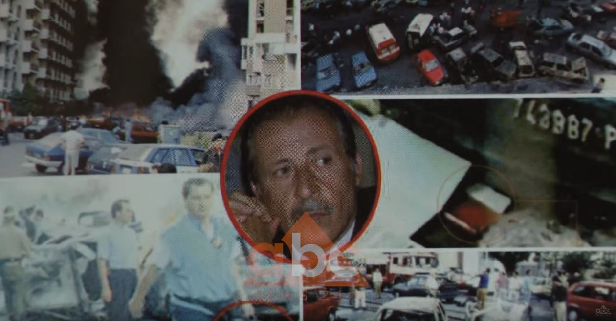 """""""Të mbrojtur nga shteti"""", ish-gjyqtari sjell në shqip librin """"Fjalët e fundit të Falkones dhe Borselinos"""""""
