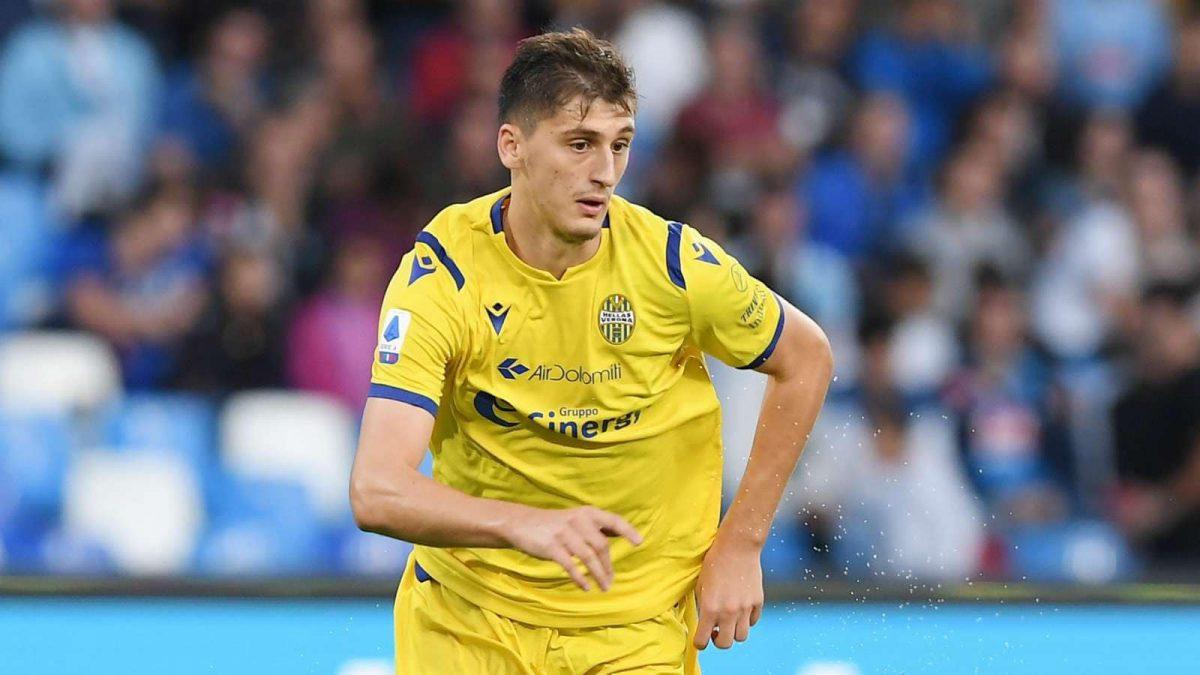 Verona refuzon ofertën gjermane, Interi s'heq dorë nga Kumbulla
