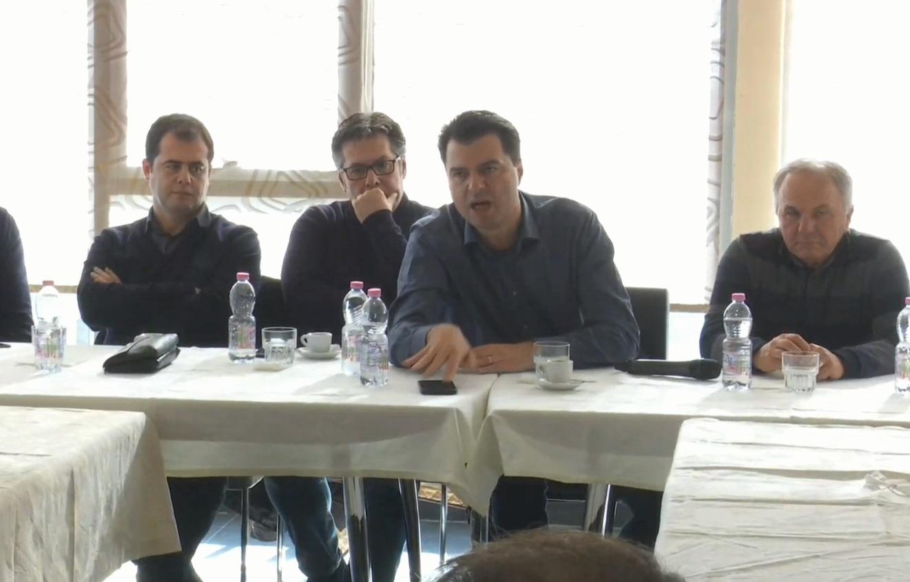 Basha në Durrës: Thelbi i së keqes është se kemi një qeveri të lidhur me krimin dhe oligarkinë
