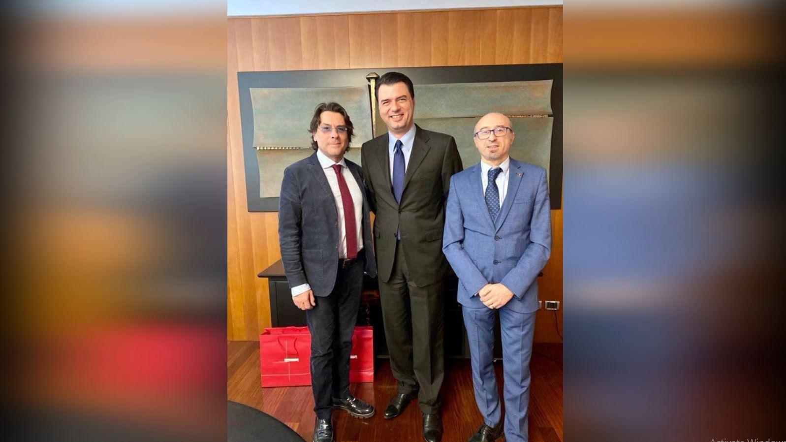 Basha takohet me përfaqësuesit e biznesit në Udine: Prioritet i qeverisjes së PD investimet e huaja