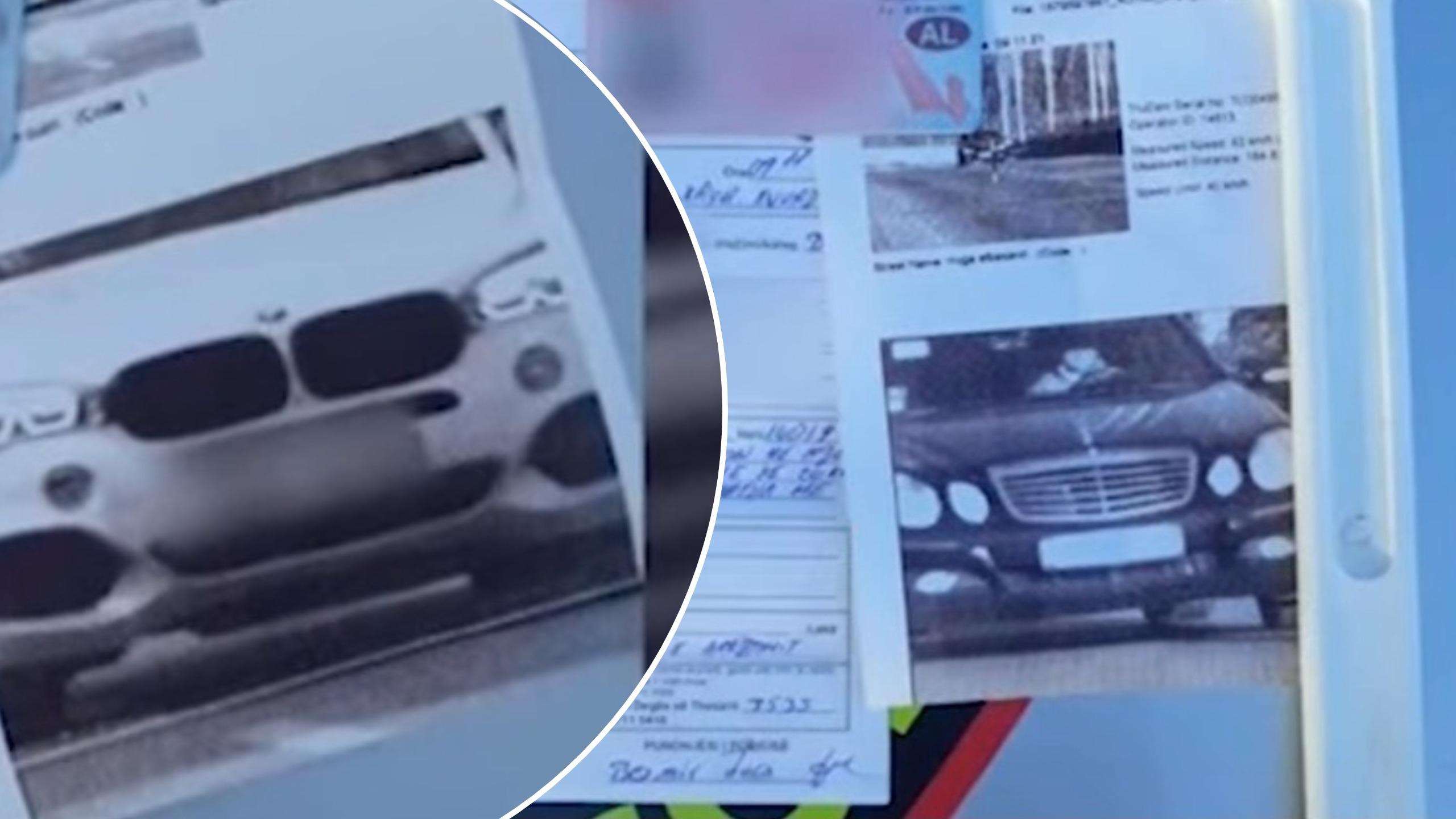 """VIDEO/ Tani me edhe me fotografi: Si e pësuan """"të fortët"""" me makina luksoze"""