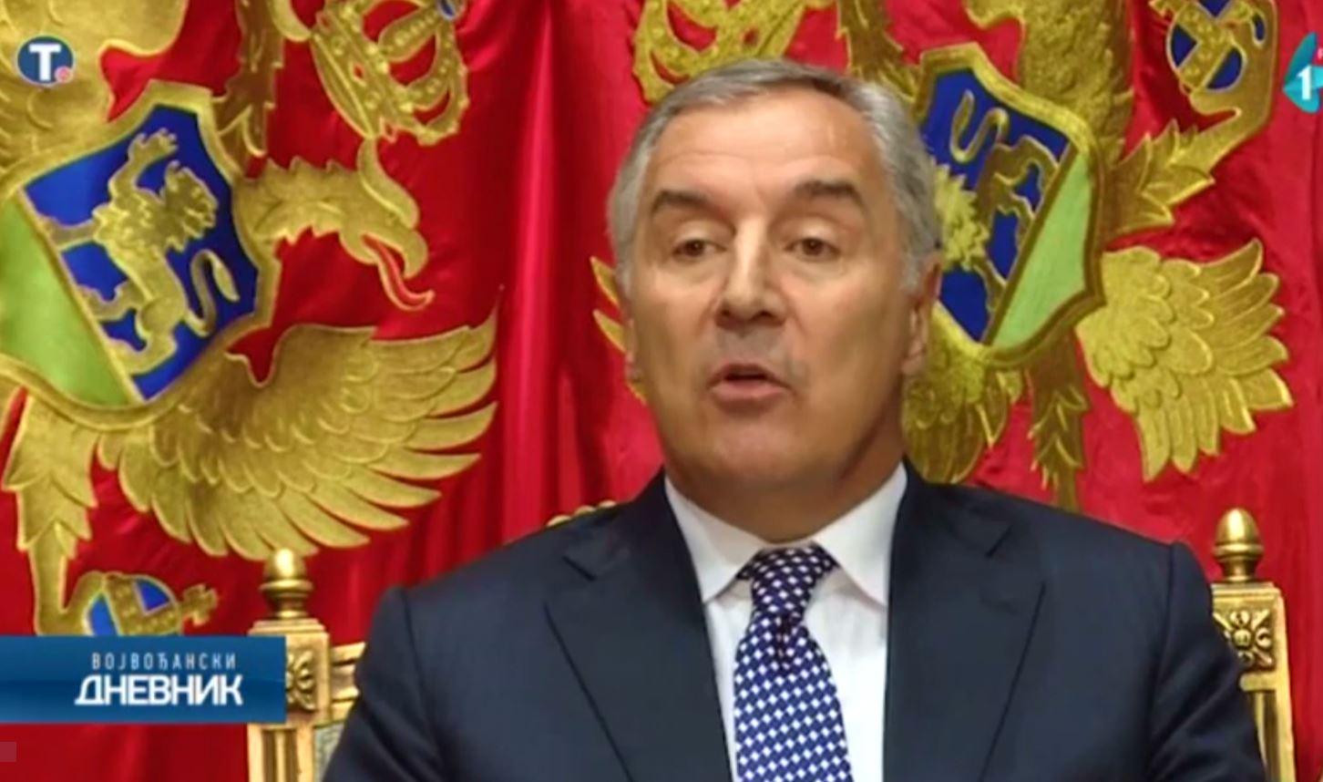 """Gjukanoviç: As Serbi e madhe, as Shqipëri e madhe, mund të ketë vetëm """"tragjedi të madhe"""""""