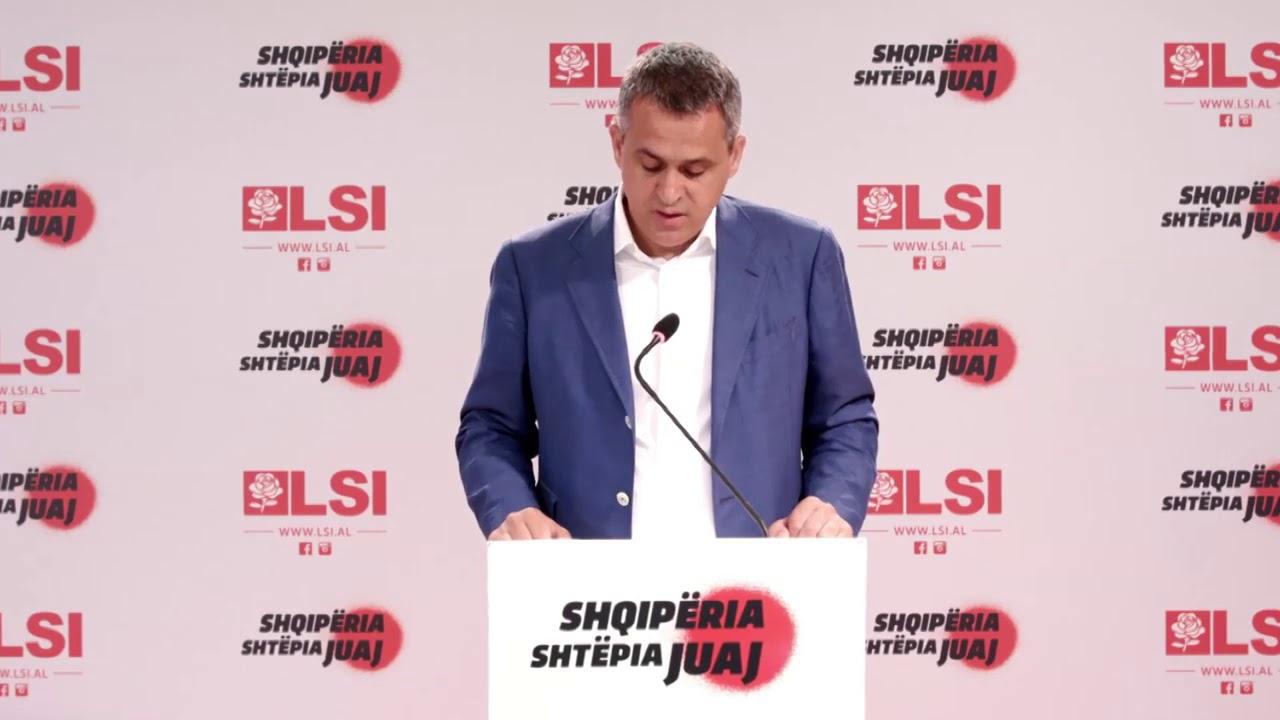 Spahiu: Kërkoj dorëheqjen e socialistëve që nuk e shohin veten model të krimit dhe drogës