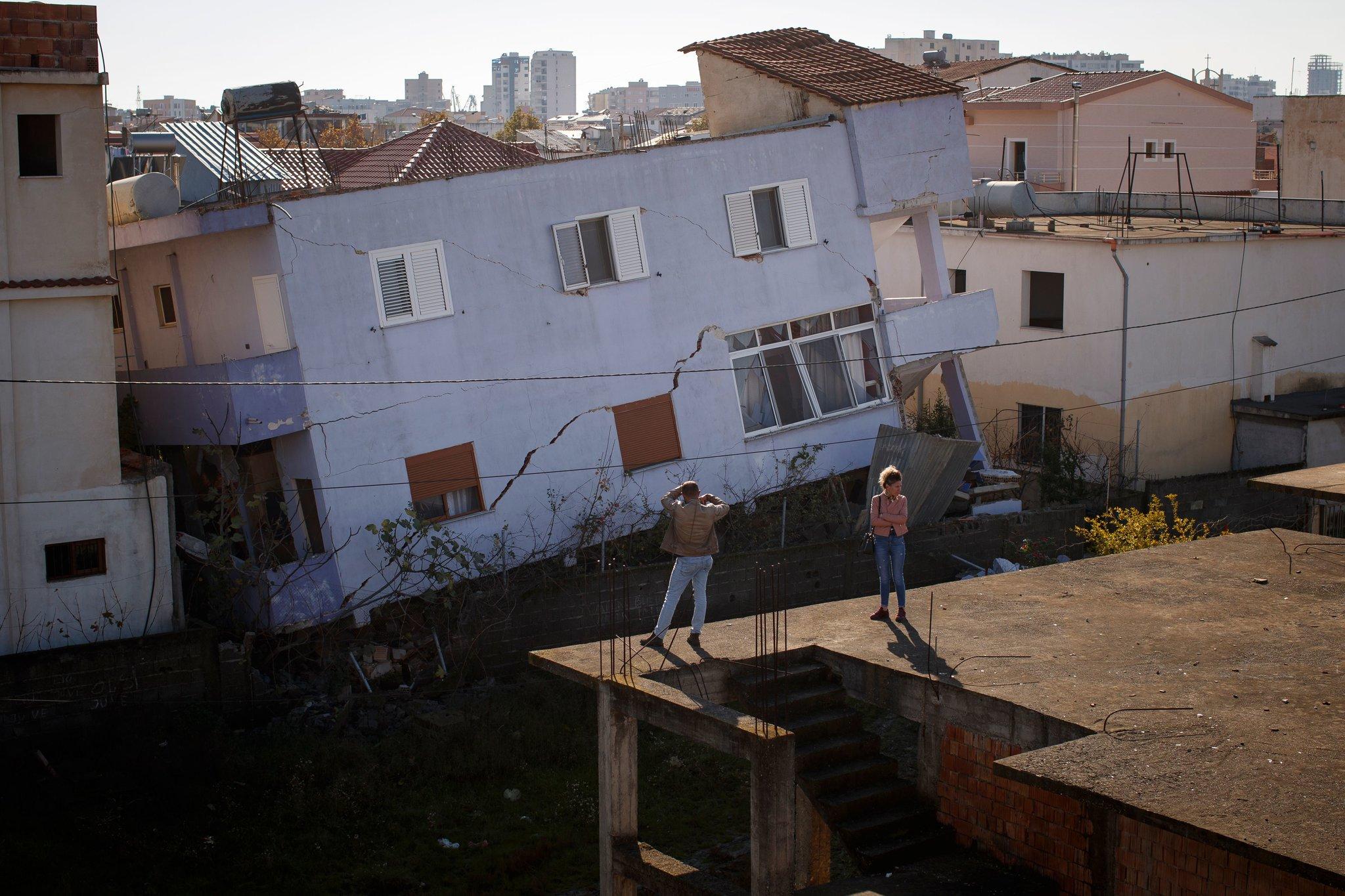 NYT: Mësim nga tërmeti, Shqipëria dhe fqinjët nuk janë të përgatitur për më të keqen