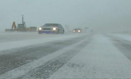 Furtunë dhe ngrica: ARRSH informon mbi gjendjen e rrugëve në vend
