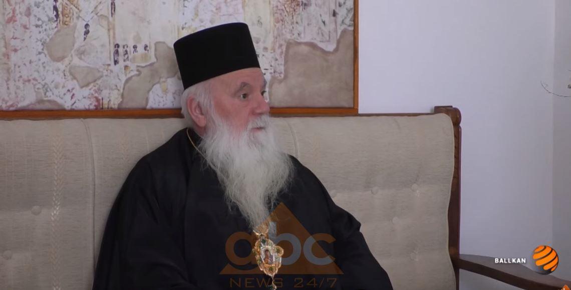 Kisha ortodokse serbe mohon atë maqedonase prej dekadash, Peshkopi Timotej flet për situatën