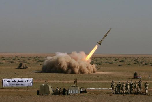 FOTO/ Poshtë 5 shtresave të betonit, si fshihen raketat e Iranit