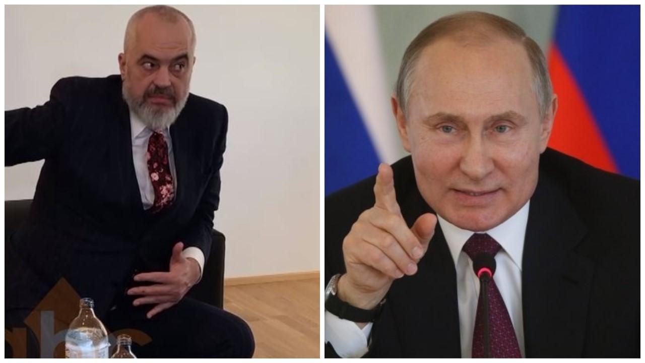 Rama: Do të vizitoj Rusinë shumë shpejt