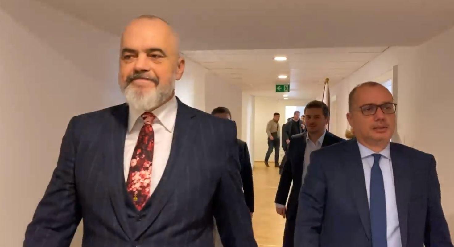 Rama në zyrat e OSBE në Vjenë: Nesër fillojmë punën zyrtarisht