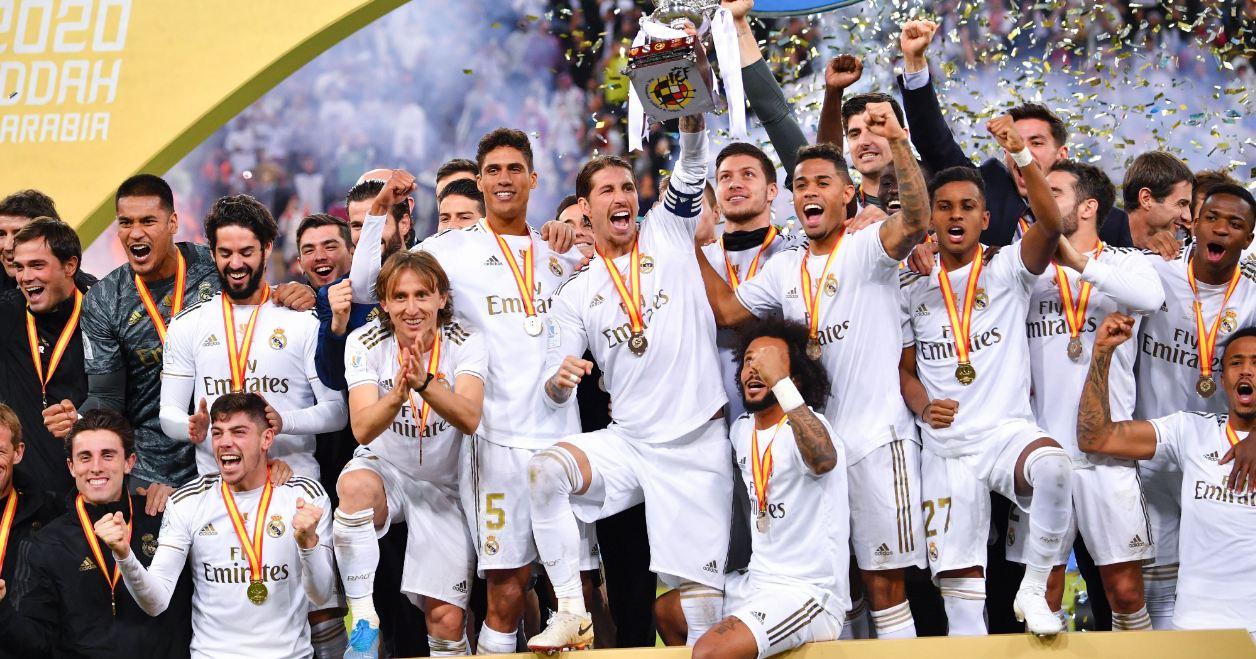 """Reali """"makth"""" për Atleticon, fiton Superkupën falë penalltive"""